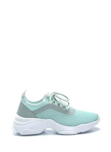 Derimod Kadın Ayakkabı(Rgn-11) Spor Yeşil